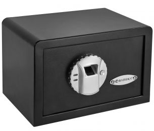 Fingerprint Access Gun Safe - Can be Mounted into Wall