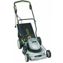 20-inch 12 Amp Mulching/Bagging Electric Lawn Mower