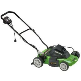 14-inch 8 Amp Mulching Electric Lawn Mower by Earthwise