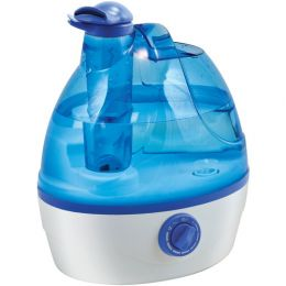 Comfort Zone .6-gallon Ultrasonic Cool Mist Humidifier