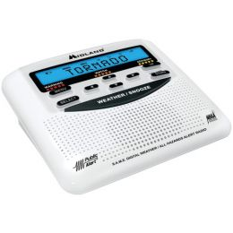 Midland All Hazards Weather Alert Radio
