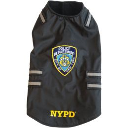 Royal Animals Nypd Dog Vest With Reflective Stripes (x-small)